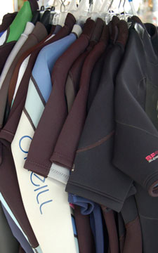 surfing wet suits for sale